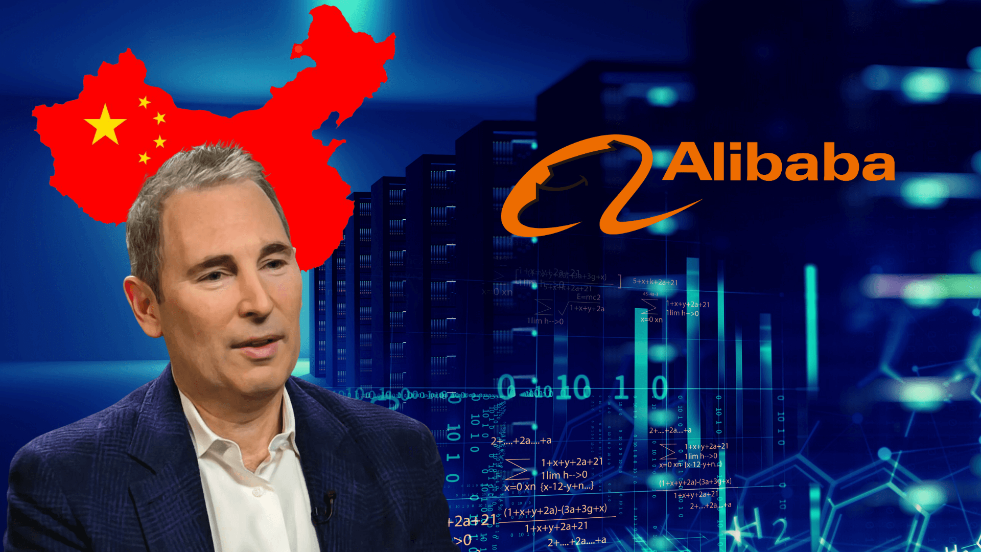 AWS CEO: Alibaba Cloud Growing in China, but Does Not Have Much of a Presence in the US