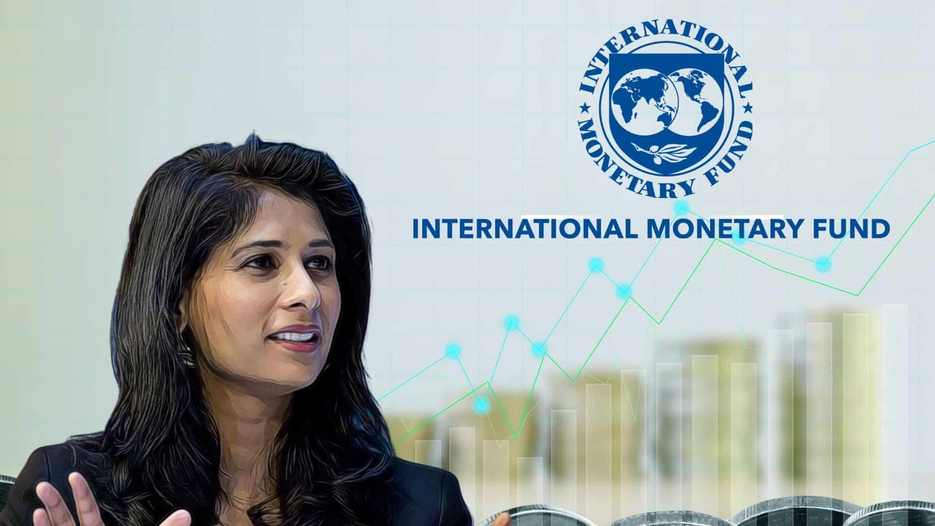 IMF likely to significantly cut India's growth estimates Gita Gopinath