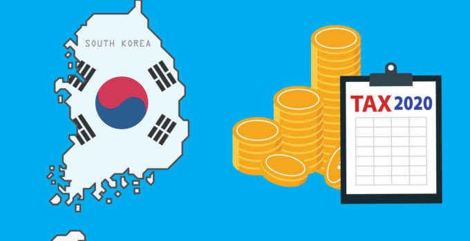 South Korea Decides to Mobilize Its Taxation Policies for 2020