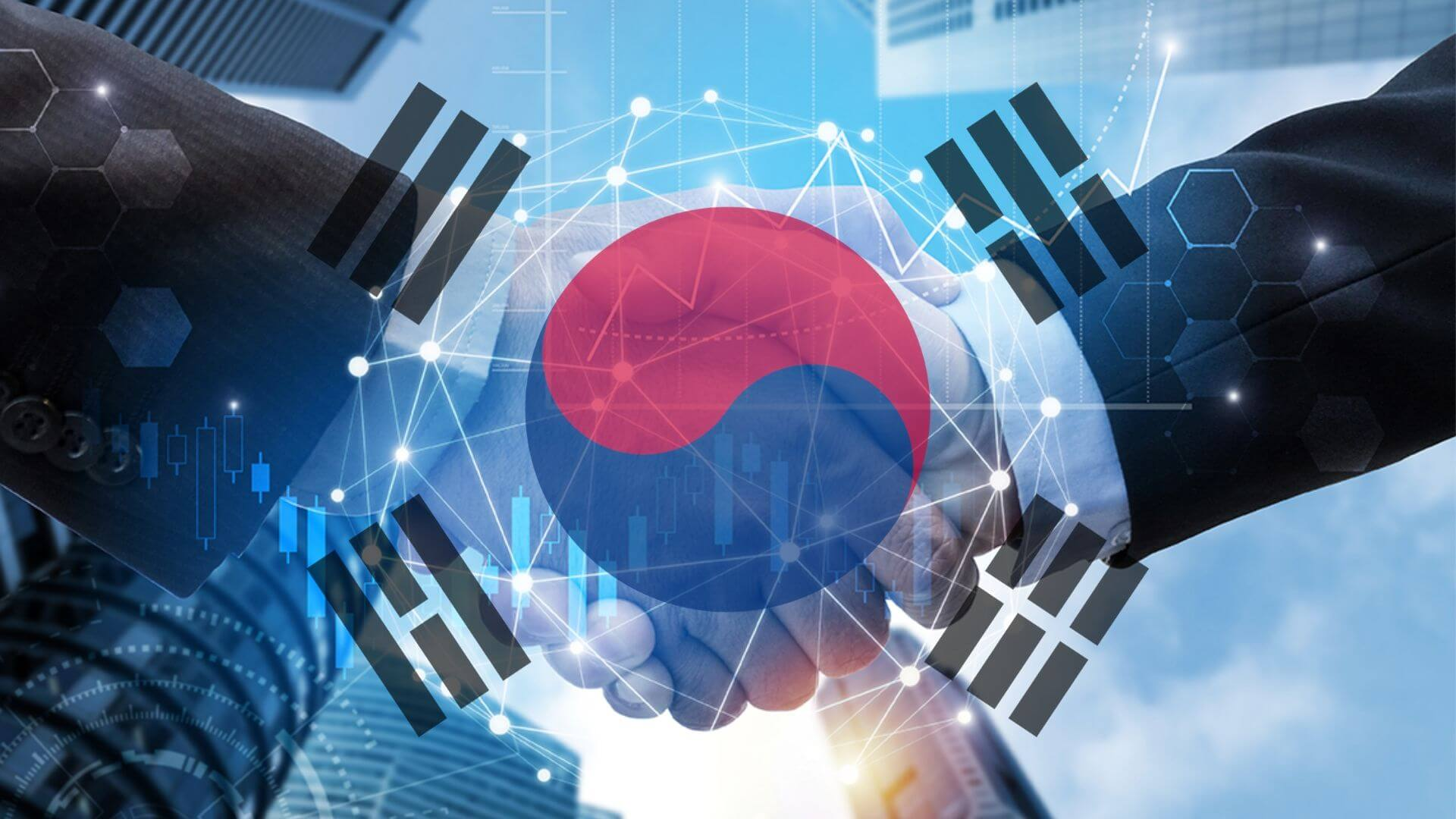 South Korean Shares End Higher on Positive Chinese Factory Activity Data