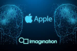 Apple Signs Deal with Chip Maker Imagination Technologies