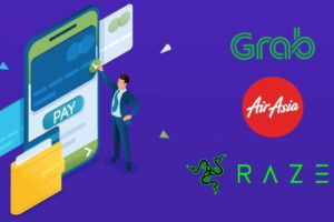 Grab, Razer, and AirAsia Look to Apply for a Digital Bank License