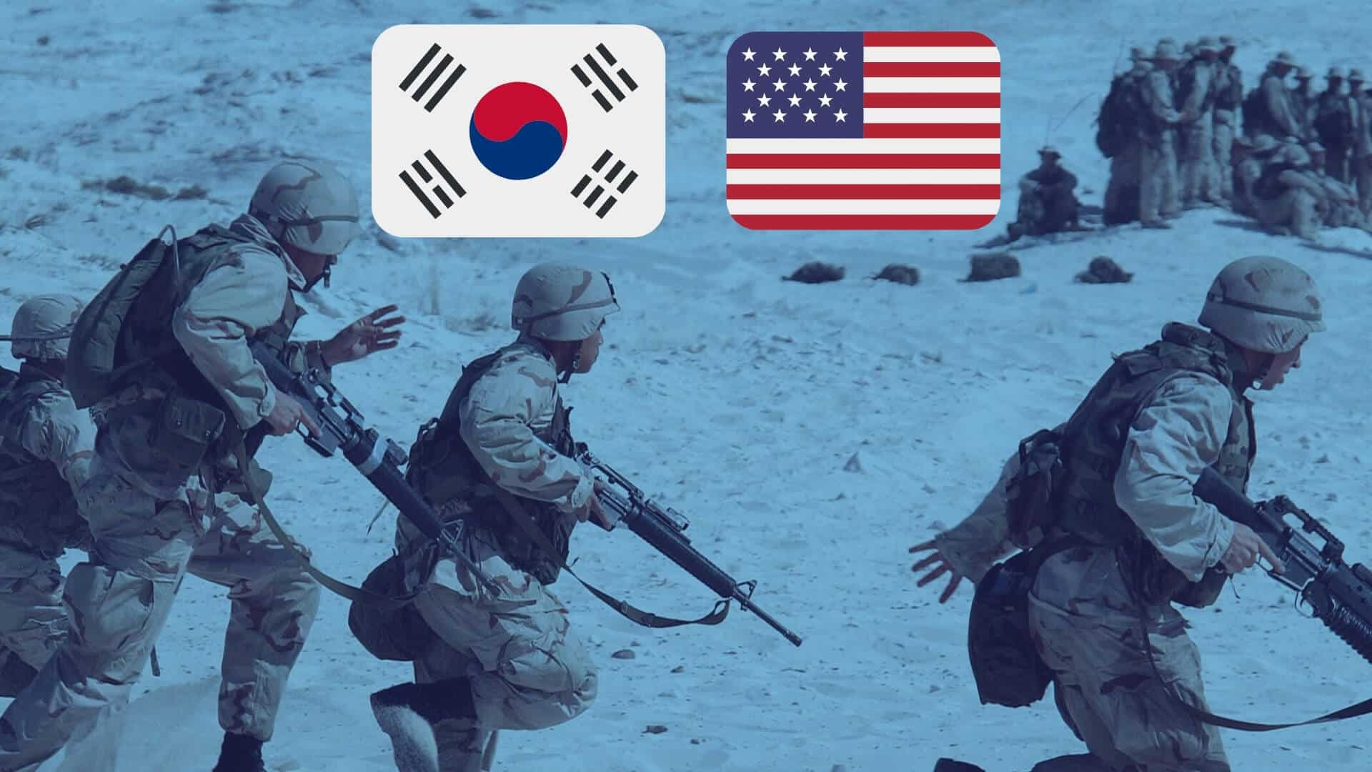 S.Korea and US to Stage Joint Military Exercises for Denuclearization of Korean Peninsula