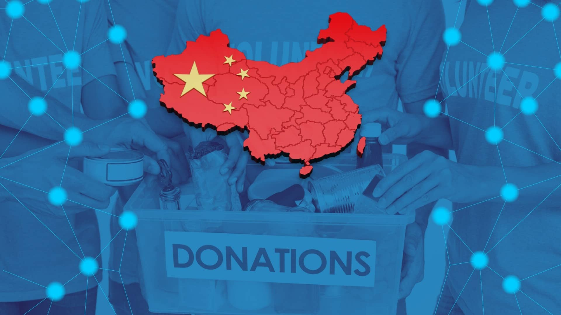 China Startup Launches Blockchain to Aid Charities Make Donations Efficiently