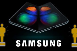 Samsung launches foldable phones