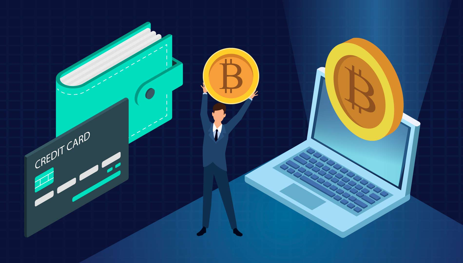 Coinitix – A Platform for Buying Bitcoins with Credit Cards