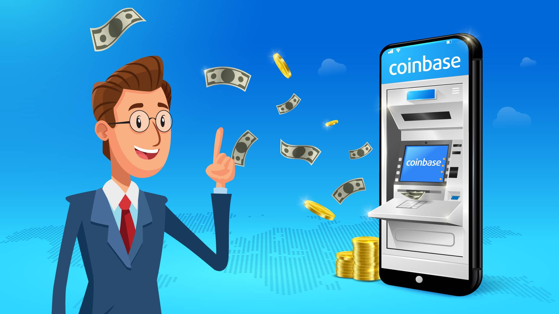 How to Withdraw Money From Coinbase