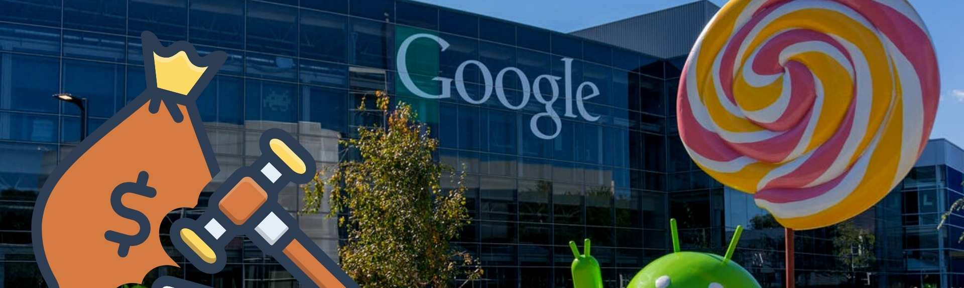 Google Penalized in South Korea for Abusing Smartphone Dominance